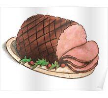 Ham! Poster