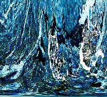 the Waterfall by vesa50