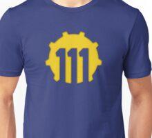 Vault 111 Logo Unisex T-Shirt