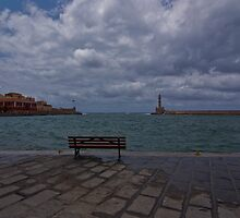 Chania by Dora Artemiadi