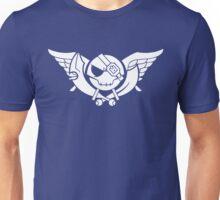 SoA Jolly Roger (White) Unisex T-Shirt