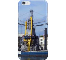 Grain Elevator Antwerp iPhone Case/Skin