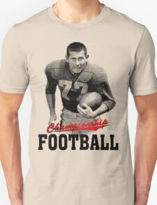 Vintage Football Champ T-Shirt