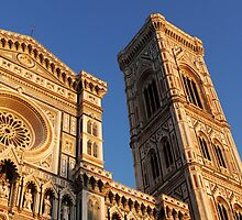 Florence Cathedral by Rae Tucker