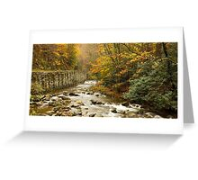 Laurel Creek II Greeting Card