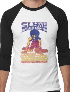 FAMILY STONE Men's Baseball ¾ T-Shirt