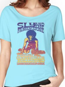 FAMILY STONE Women's Relaxed Fit T-Shirt