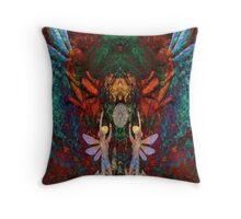 fairy series 7 Throw Pillow