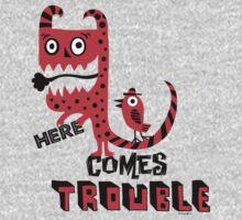 Here Comes Trouble - deux Kids Clothes