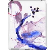 Oil and Water #64 iPad Case/Skin