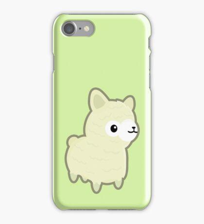 Kawaii llama iPhone Case/Skin