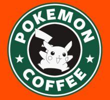 Pokemon Coffee