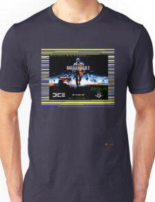 8Bit Battlefield Unisex T-Shirt