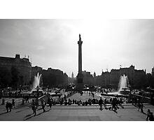 London time Photographic Print