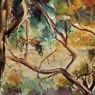 Murchison's Gap, Strath Creek, Vic Australia by Margaret Morgan (Watkins)