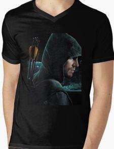 Ollie Mens V-Neck T-Shirt