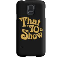 That '70s Show Logo Samsung Galaxy Case/Skin