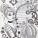 Monochrome Princess C by Kashmere1646