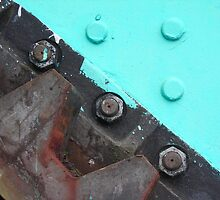 Vital cog? Solved by Bubblehex ~ Poole Lifting Bridge by pix-elation