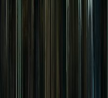 Moviebarcode: Harry Potter and the Deathly Hallows: Part 1 (2010) by moviebarcode