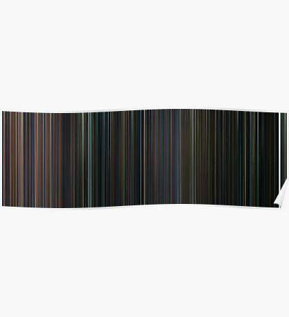 Moviebarcode: Harry Potter: Complete Series (2001-2011) Poster