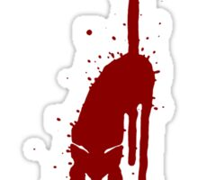 American Werewolf Sticker