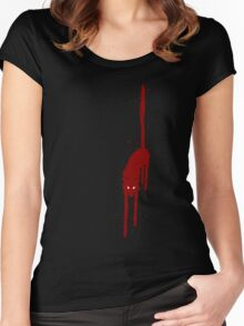 American Werewolf Women's Fitted Scoop T-Shirt