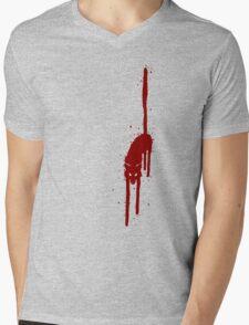 American Werewolf Mens V-Neck T-Shirt