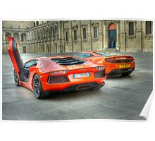 Supercars Poster