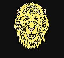 Golden Lion Head Unisex T-Shirt