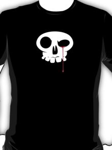 Skull Blood Tear T-Shirt