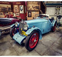 "1931 MG ""F"" Type MAGNA Photographic Print"