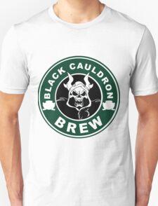 Black Cauldron Brew Unisex T-Shirt