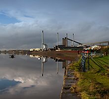 Glassworks Alloa by evisonphoto