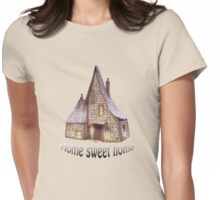 Gingerbread cottages'... Womens Fitted T-Shirt