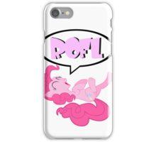Pinkie Pie ROFL iPhone Case/Skin