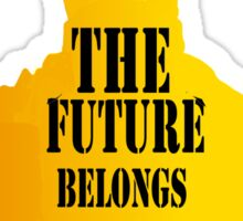 Mad Max- The future belongs to the mad Sticker