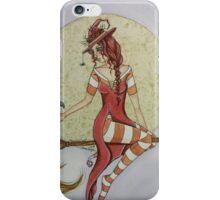 Autumn Witch iPhone Case/Skin