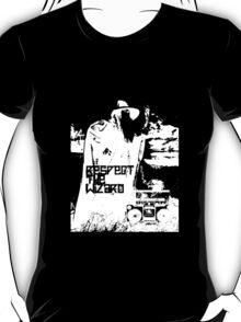 Respect the Wizard - Light Colors  T-Shirt