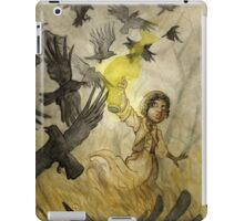 Field of Crows iPad Case/Skin