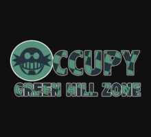 Occupy Green Hill Zone One Piece - Long Sleeve
