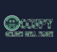 Occupy Green Hill Zone by DJSev
