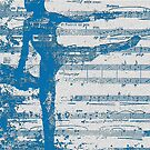 Blue Dance by Alison Pearce