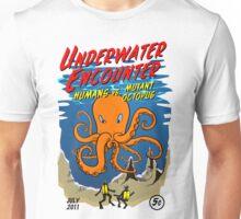 Mutant Octopus Unisex T-Shirt