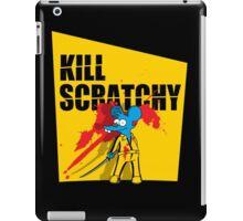 Kill Scratchy Vol.1 iPad Case/Skin