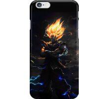 A True Super Saiyan iPhone Case/Skin