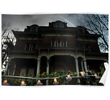 The McPike Mansion Poster