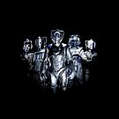Cybermen Through Time by SOIL