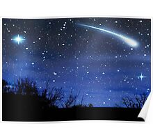 Starry Night © Poster