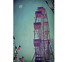 The Ferris Wheel Photographic Print